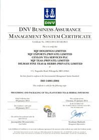 ISO 14001:2004 – Environmental Management System Standard
