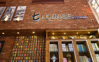 T-Lounge by Dilmah