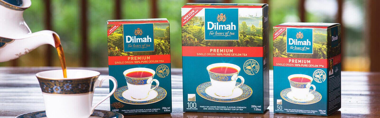 Dilmah Tea Inspired