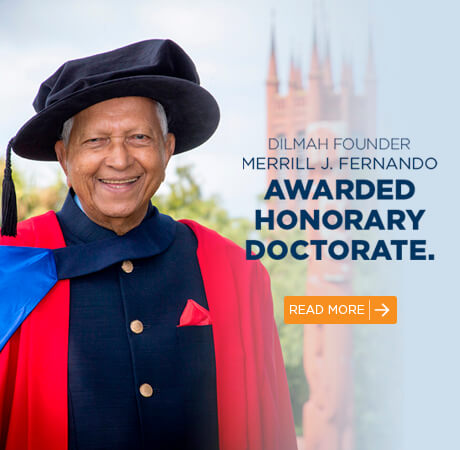 MJF Honorary Doctorate