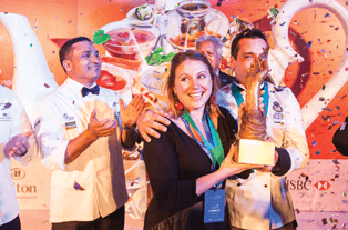 The Dilmah Real High Tea Challenge